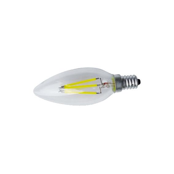 lampadina luce naturale : Lampadina LED Oliva E14 Luce Naturale 4W